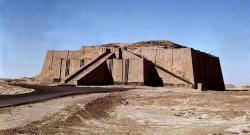 architecture mesopotamienne ziggourat d ur